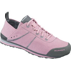 Mammut Sloper Low Canvas Shoes Women rose-ash